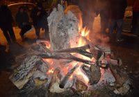 Традиционални Василичарски огнови низ општина Новаци
