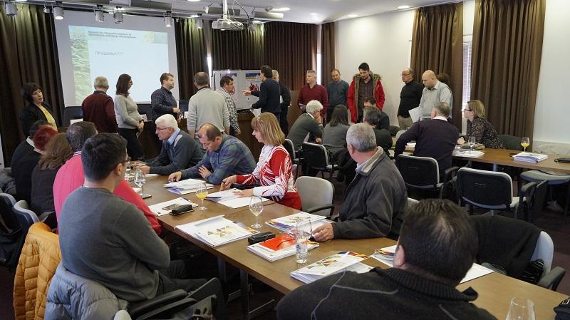 Photo of Едукативната кампања за ИПАРД Програмата 2014-2020 стартуваше од Велес и Лозово