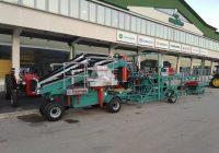 Платформа за берење и режење на овошки
