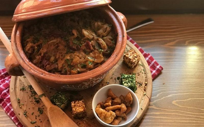 Photo of Подварок со чадено месо