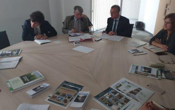 Австриски експерти на средби со министерството и со фармерите