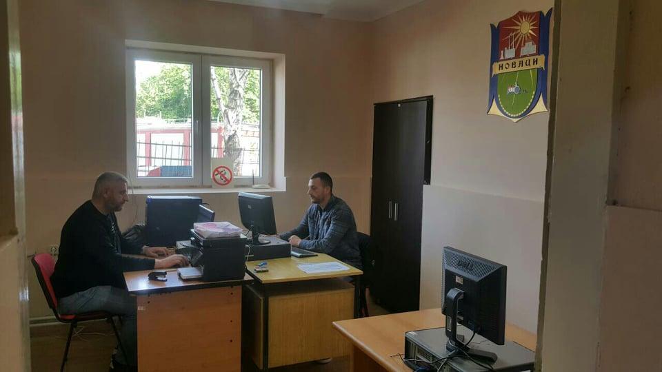 Photo of Започнаа со работа дисперзираните канцеларии на МЗШВ во Општините Новаци и Могила