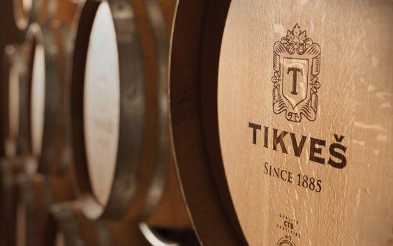 """Винарската визба """"Тиквеш"""" бележи раст на продажбата на домашниот и странскиот пазар"""
