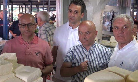 Димковски на средба со Јованоски и земјоделците од прилепско