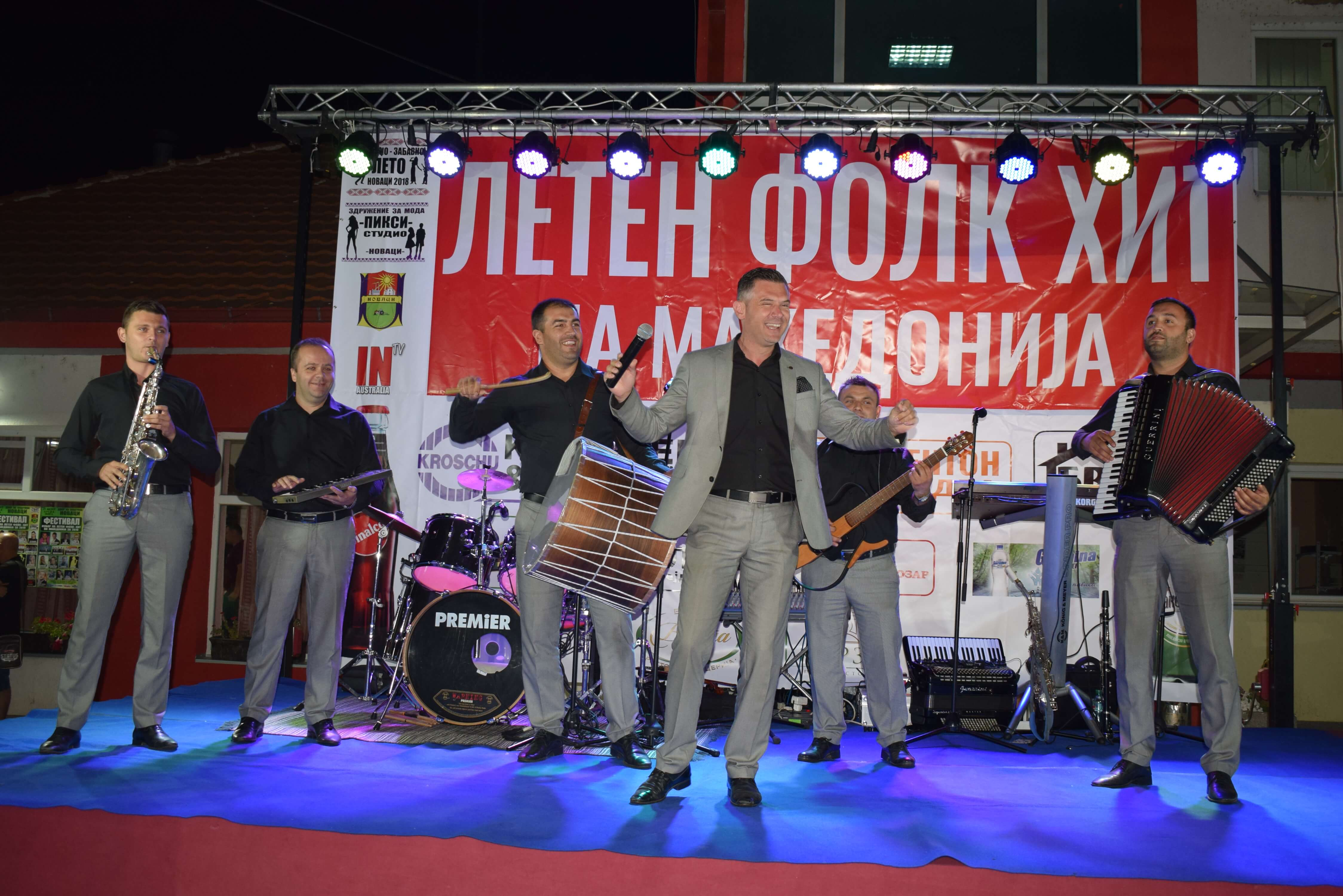 Photo of Заврши Културно лето 2019 во општина Новаци