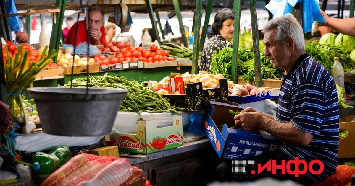 Photo of Солени цени на зелените пазари како во зима, се купува на парче