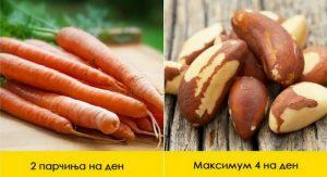 Photo of Храна која е опасна ако ја јадете во големи количини