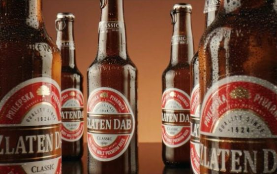 Ново пиво на македонскиот пазар – Златен Даб Classic