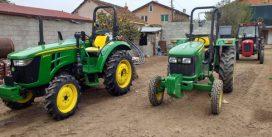 Во Кадино село беше  промовиран новиот трактор John Deere 3045 B (видео)