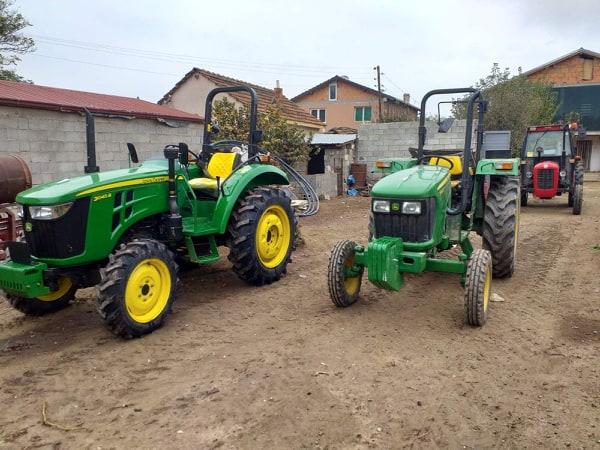 Photo of Во Кадино село беше  промовиран новиот трактор John Deere 3045 B (видео)