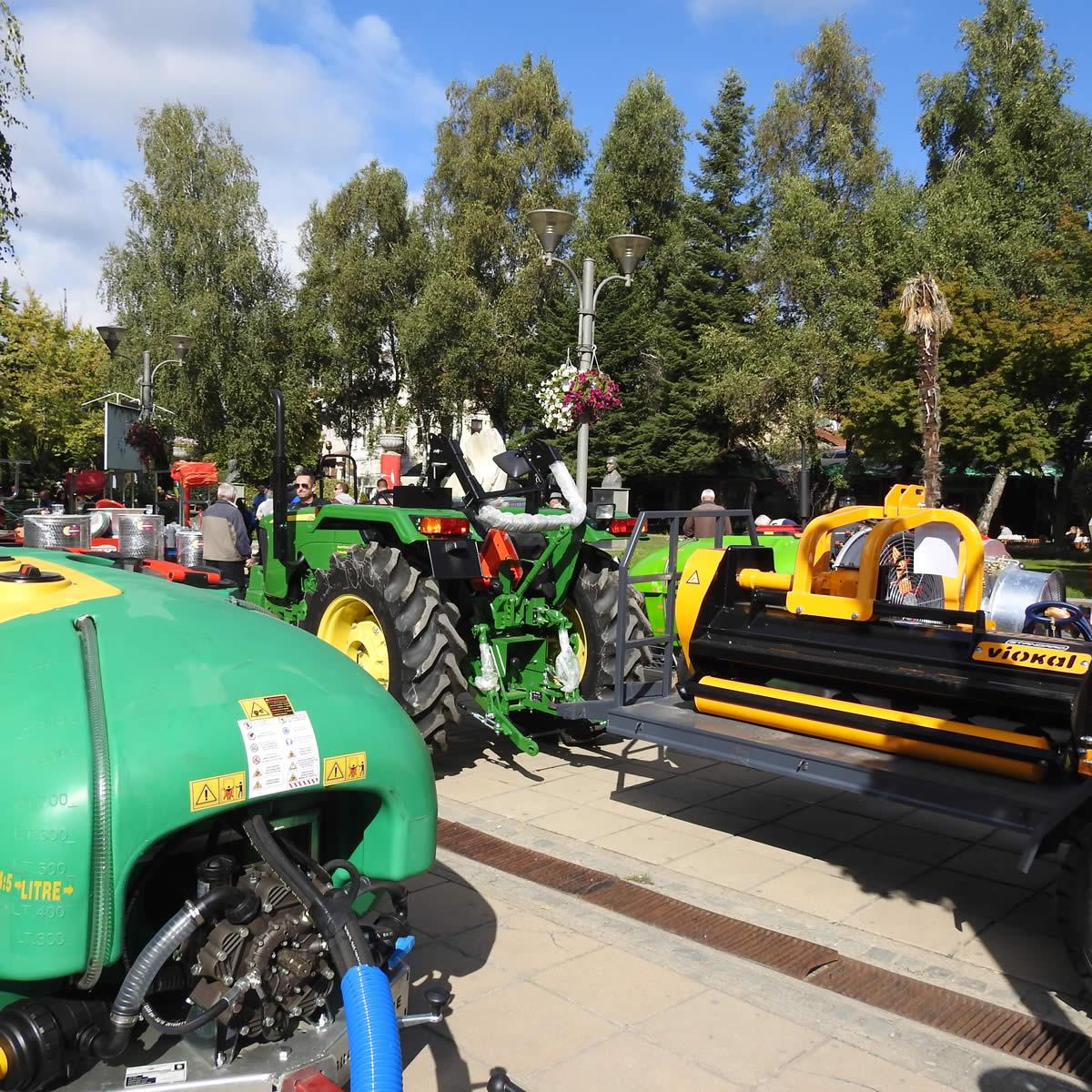 Photo of Нова опрема и технологии на саемот во Ресен