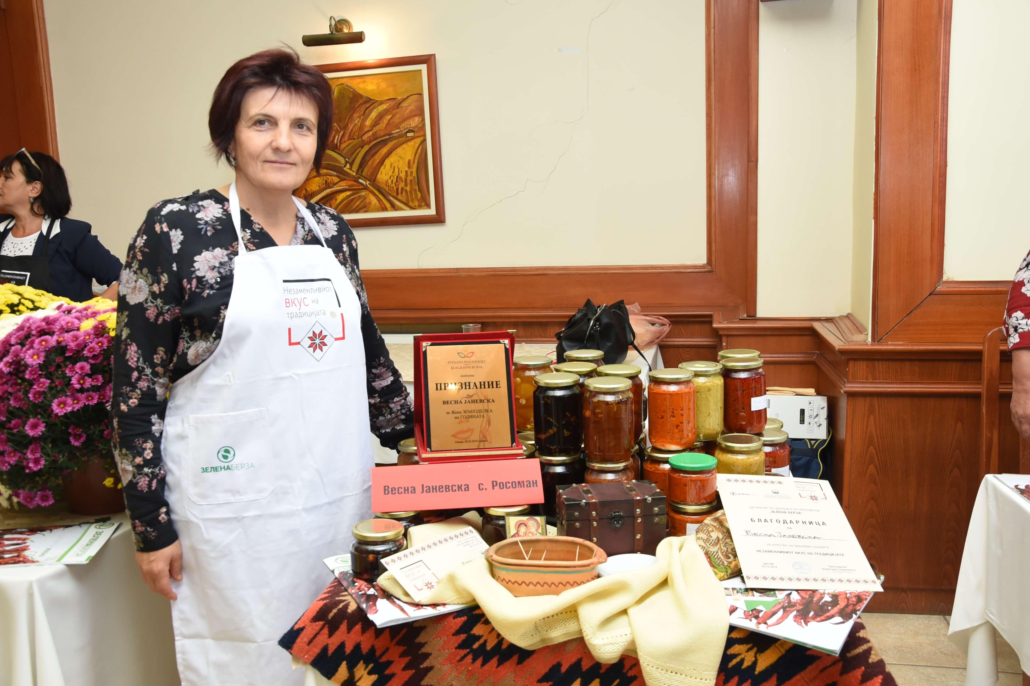 """Photo of """"Незаменливиот вкус на традицијата"""" во емисијата  Бразди на канал5"""