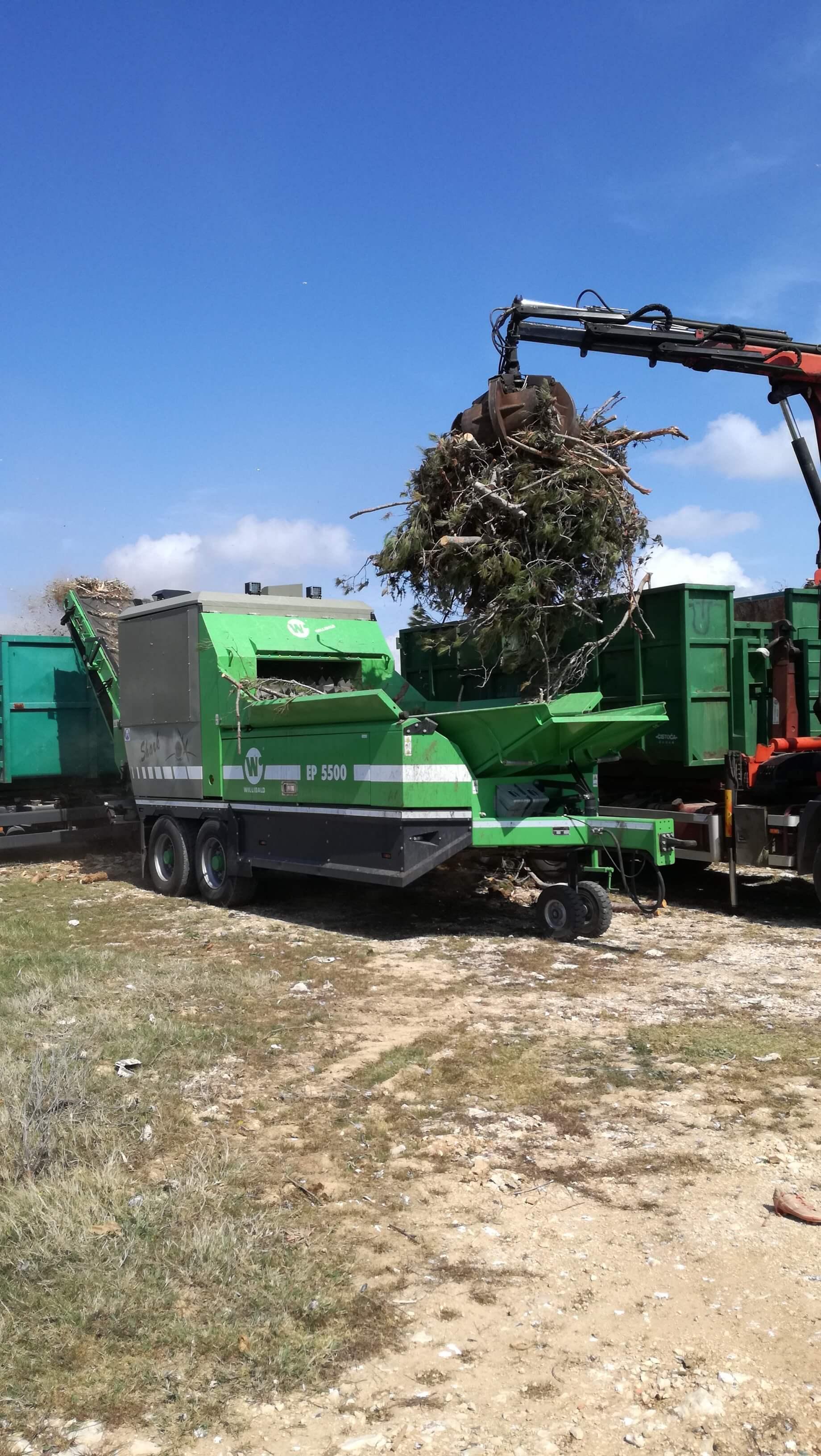 Photo of Користени машини за дробење на биомаса од Вилибалд