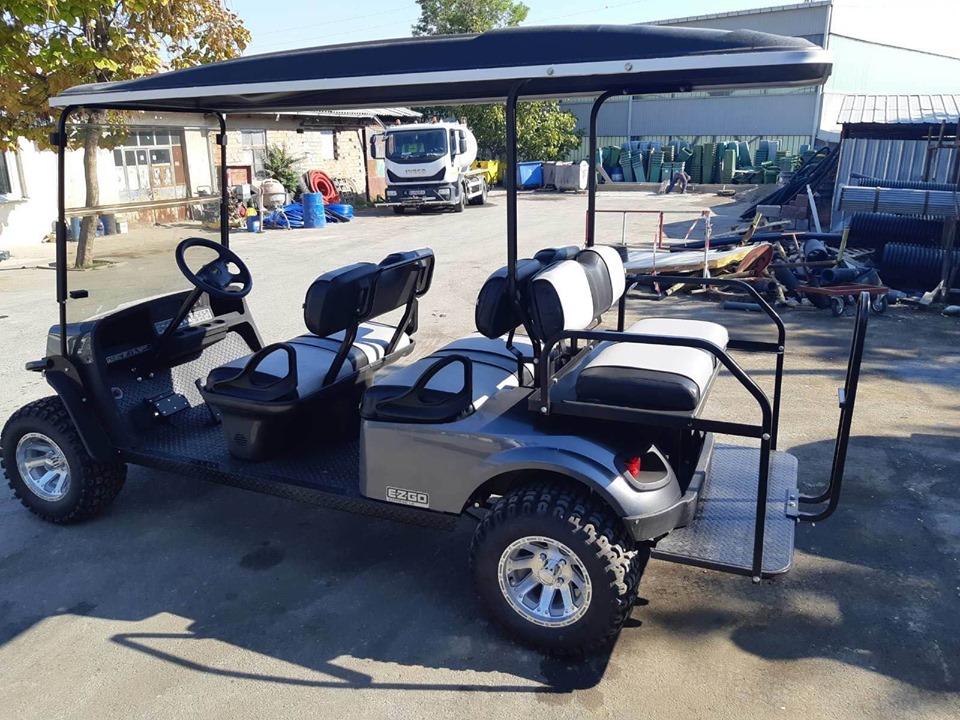 Photo of Компанијата Синпекс за прв пат во државата испорача електрична голф-кола