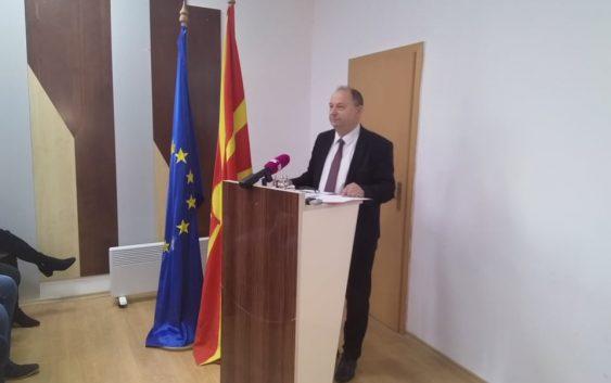 Кузманоски-Патната инфраструктура е показател за успешноста на нашето работењето