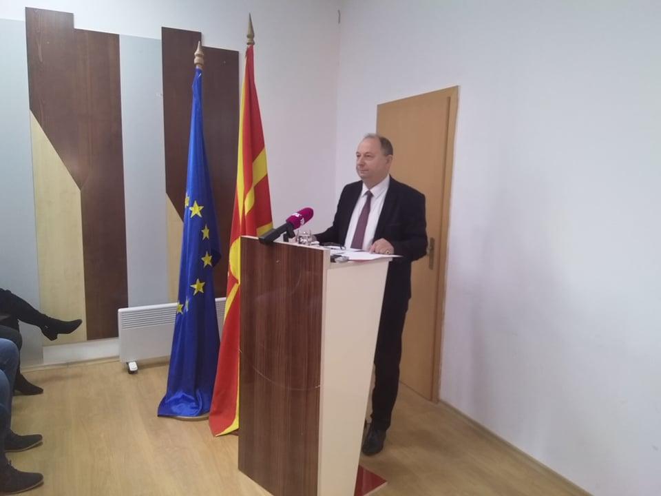 Photo of Кузманоски-Патната инфраструктура е показател за успешноста на нашето работењето