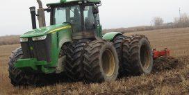 Дождот добредојден за обработка на земјоделските површините