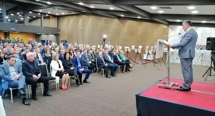 """Photo of НП """"Маврово"""" одбележа 70 години од постоењето"""