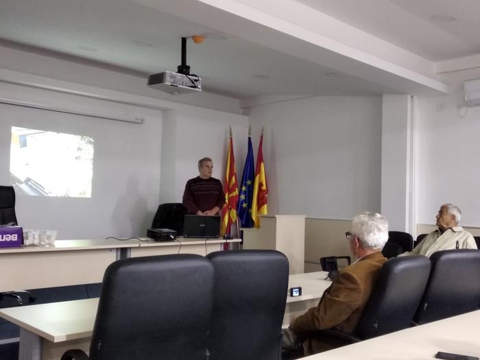 Photo of Предавање за рентабилно пчеларење во Крива Паланка