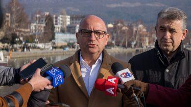 Photo of Димковски: Раскината концесијата за Охридско езеро, нема да дозволиме никој да го злопупотребува нашето природно богатство