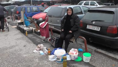Photo of Поради нискиот стандард се помалку еколошки производи на тетовскиот зелен пазар