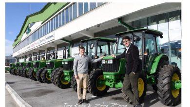 Photo of John Deerе сериозен играч на македонскиот пазар со земјоделски трактори