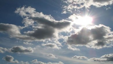 Photo of Пад на температурите, во попладневните часови и краткотраен дожд