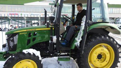 Photo of Дарко Секулевски-Нов трактор и планови за подобро утре