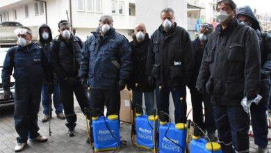Photo of АД ЕСМ се вклучи во акциите за дезинфекција на станбени објекти и институции на територијата на државата