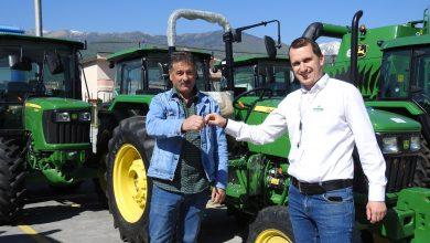 Photo of Новата сезона семејството Синаноски ја почнува со нов трактор