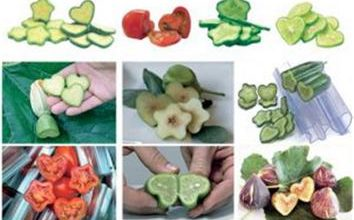 Photo of Модели за овошје и зеленчук