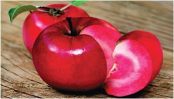 Photo of Јаболка со црвено месо
