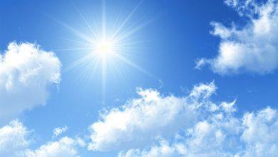 Photo of Времето денес  сончево и топло со услови за дожд и грмежи во попладневните часови