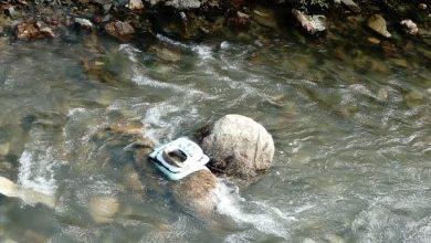 Photo of ЦРНА ЕКОЛОШКА ТОЧКА: Во тетовска Пена плива многу ѓубре и по некоја риба