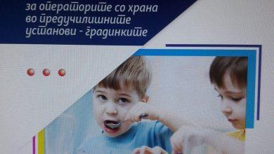Photo of АХВ изработи Прирачник за оператори со храна во предучилишни установи