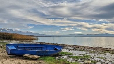 Photo of Пад на нивото на водата на македонските езера