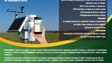 Photo of Само во АГРОС Охрид, ќе ја најдите паметната технологија во земјоделството