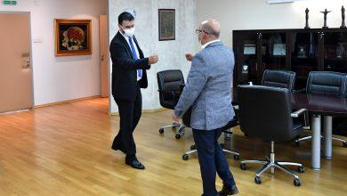 Photo of Министерот Димковски официјално му ја предаде функцијата на новиот министер за земјоделство, шумарство и водостопанство Арјанит Хоџа