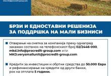 Photo of ПРО КРЕДИТ БАНКА Ви нуди рефинансирање на кредити за мали бизниси до 50.000 евра