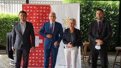 """Photo of Бектеши и Хоџа на """"Светскиот ден на вранецот"""": Винската индустрија има голем извозен потенцијал, со поголема промоција македонското вино ќе стане претпознатливо на светските пазари"""