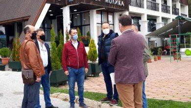 """Photo of Хотелот """"Молика"""" и ски-центар """"Копанки"""" со подготовки за зимската сезона"""