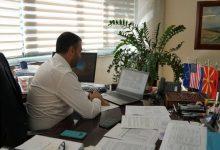 Photo of Средба на министерот Хоџа  со државната министерка за обезбедување храна и вода на Обединетите Арапски Емирати, Н.Е. Mariam Al-Muhairi