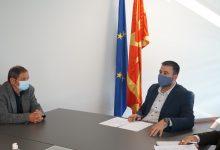 Photo of Министерот Хоџа се сретна со оризопроизводителите