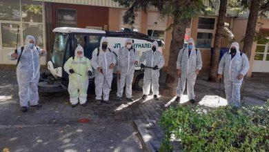 Photo of Масовна акција за чистење и дезинфицирање во Битола