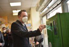 """Photo of Милевски: Три """"Пластикмати"""" за рециклирање во Кумановскиот регион, за секое шише граѓаните добиваат поени за пазарење"""