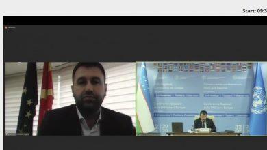 Photo of Европа и Централна Азија дискутираат за решенија за промовирање на одржливи земјоделско-прехранбени системи , Министерот Хоџа ја потенцираше важноста на одржливост на руралните средини, привлекување млади во земјоделството и олеснување на развојот на бизнисот во руралните области