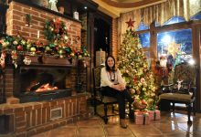 """Photo of """"Шумски фенери"""" -Најфотографираното новогодишно царство под Пелистер"""