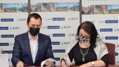 Photo of Три милиони денари, наместо за рекламен материјал, АД ЕСМ ги донира во модуларните болници во Битола и Кичево