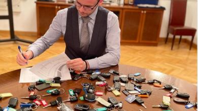 Photo of За пример-Новиот градоначалник на Бања Лука ги одзеде клучевите од службените автомобили