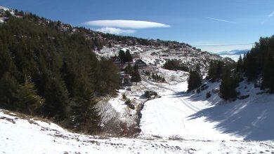 Photo of Променливо облачно и студено, наместа слаб снег